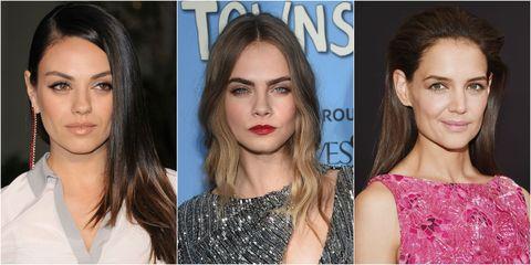 Hair, Face, Head, Nose, Eye, Lip, Cheek, Mouth, Hairstyle, Skin,