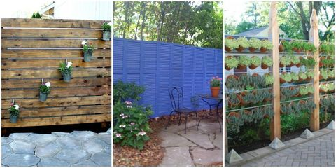 Diy Patio Privacy Screens Backyard