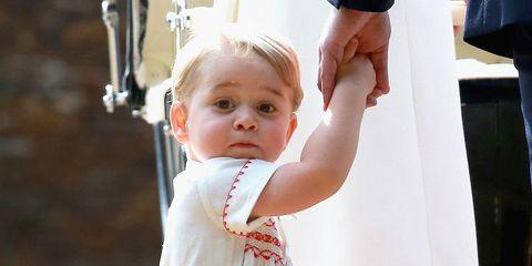 Prince George Lying Age