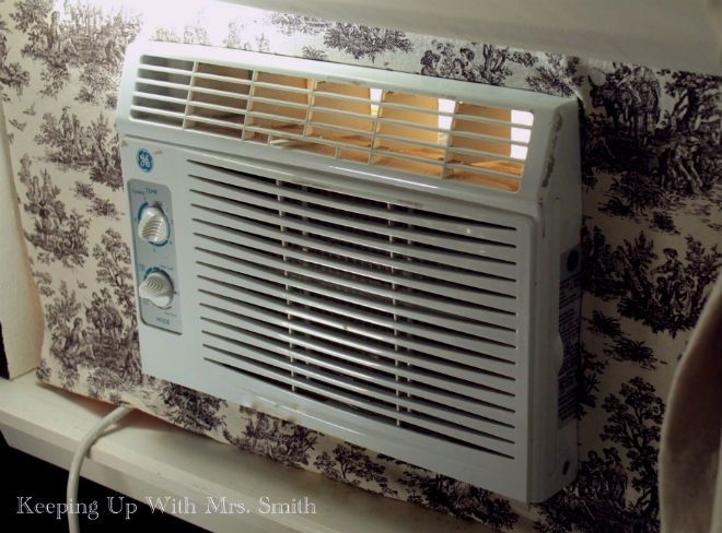 Decorative Air Conditioner Covers AC Unit Cover Ideas