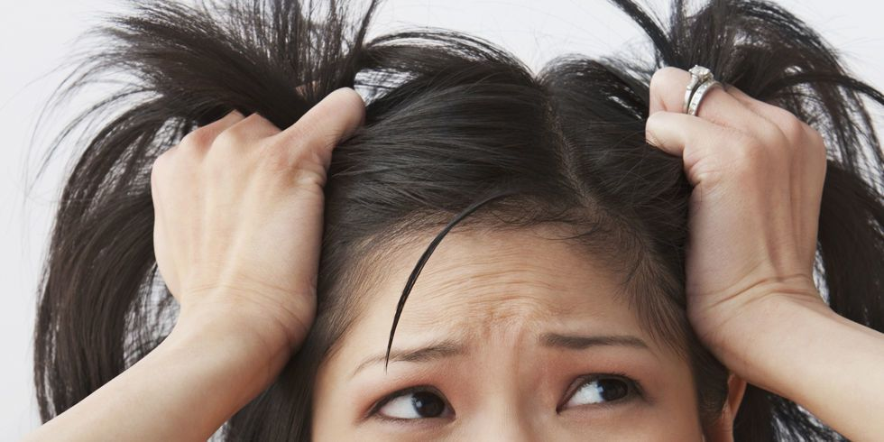 12 Stages Of Growing Out A Bad Haircut Funny