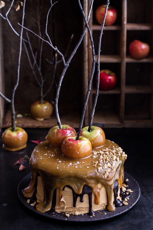 Prime 33 Spooky Halloween Cakes Easy Halloween Cake Ideas Funny Birthday Cards Online Inifofree Goldxyz