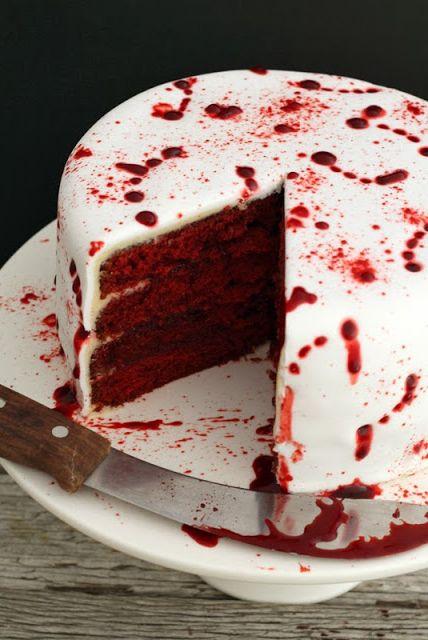 Brilliant 33 Spooky Halloween Cakes Easy Halloween Cake Ideas Funny Birthday Cards Online Overcheapnameinfo