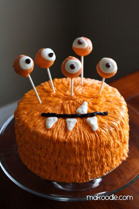 33 Spooky Halloween Cakes Easy Halloween Cake Ideas