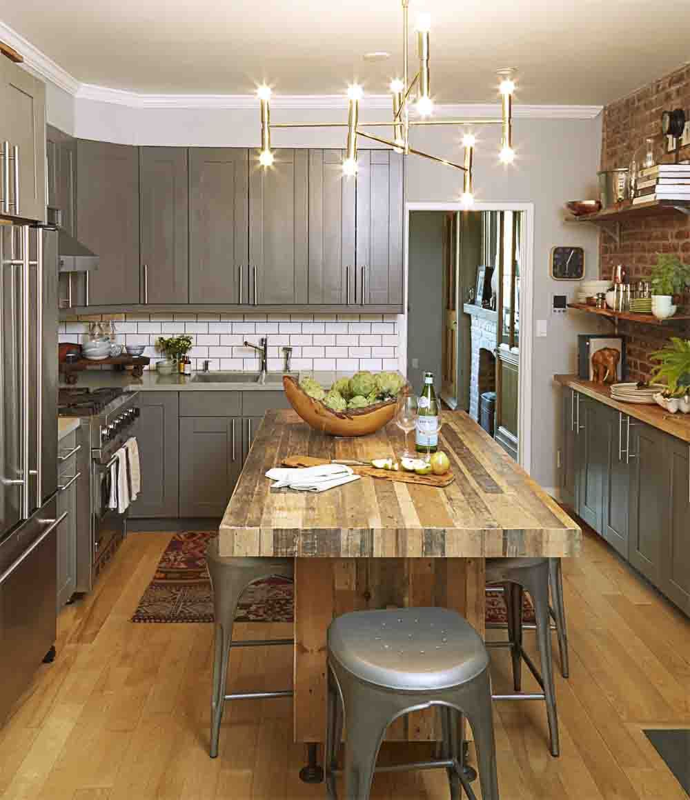 & 50 Best Kitchen Ideas - Decor and Decorating Ideas for Kitchen Design