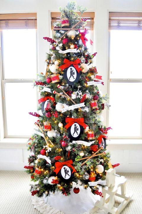 image karas party ideas christmas carol tree