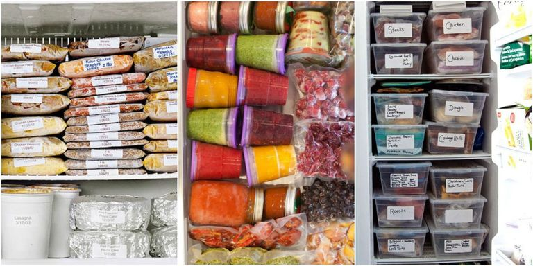 Perfect How to Organize Your Freezer - Freezer Storage Tricks TP38