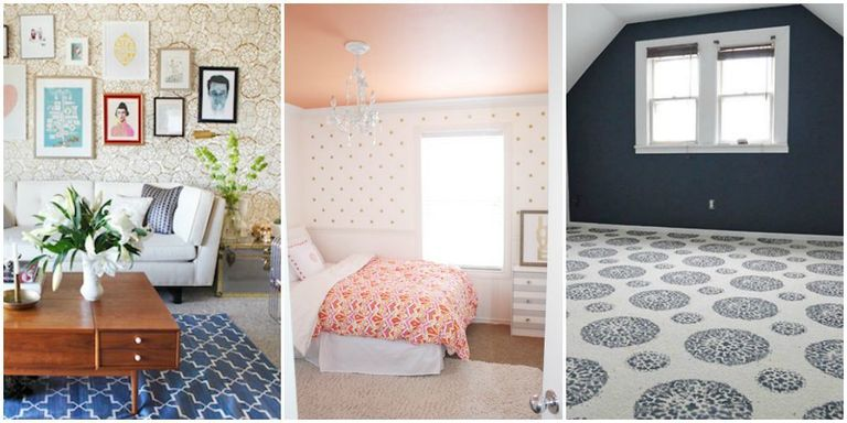 Ways To Deal With Ugly Carpeting Fast Fixes For Wall To