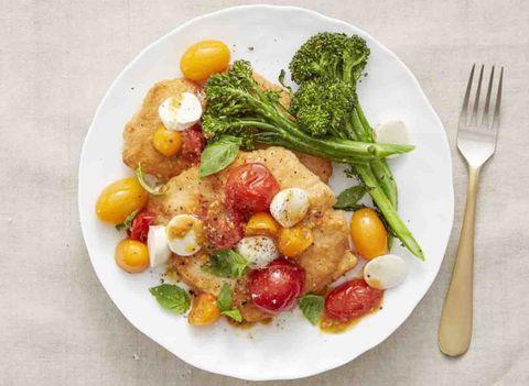 chicken breast recipes - Chicken Caprese