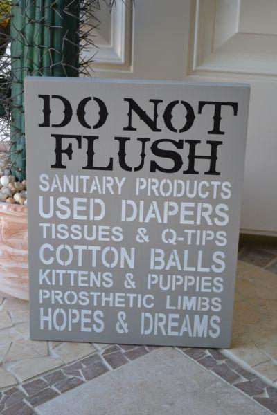Funny Bathroom Signs Bathroom Etiquette Rules