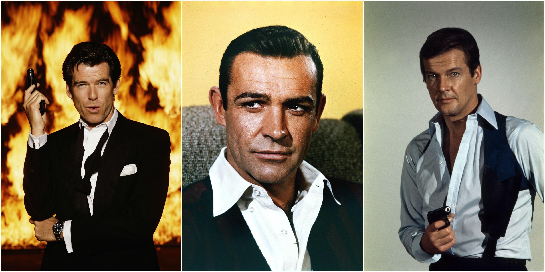 The Hottest James Bond Actors Ranked List Of Actors Who