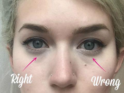 Lip, Cheek, Eye, Skin, Forehead, Eyelash, Eyebrow, Iris, Beauty, Organ,