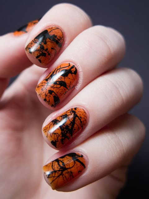 - 38 Fall Nail Art Ideas - Best Nail Designs And Tutorials For Fall 2018