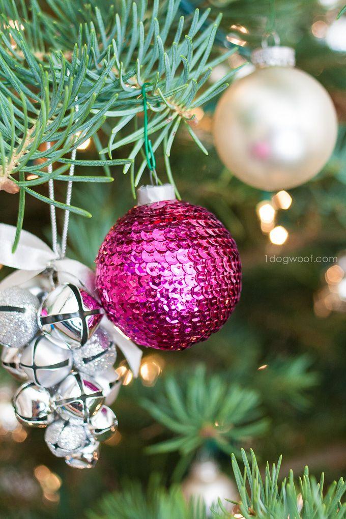 55 homemade christmas ornaments diy handmade holiday tree ornament craft ideas
