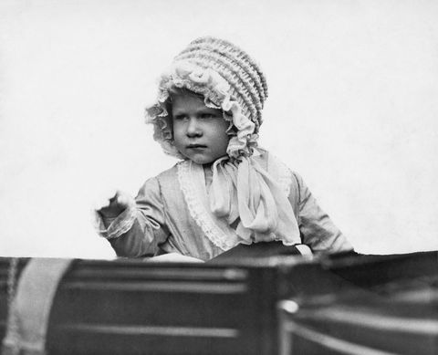 Headgear, Sitting, Monochrome, Baby & toddler clothing, Bonnet, Vintage clothing, Portrait photography, Portrait, Woolen, Stock photography,