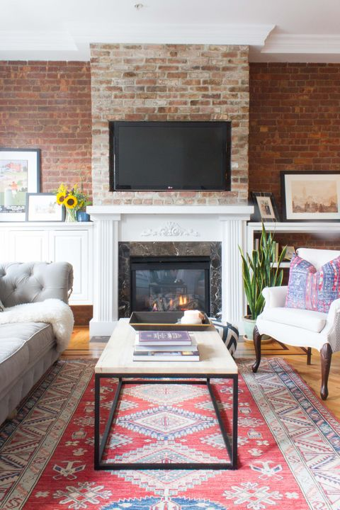 Stylish Living Room Decorating