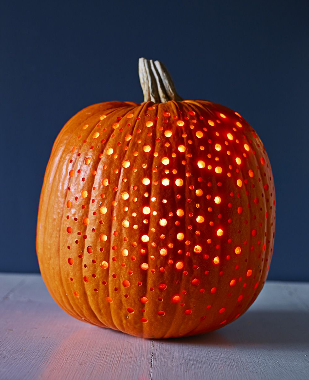 Easy pumpkin carving ideas for halloween cool pumpkin
