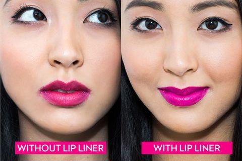 lip liner hack