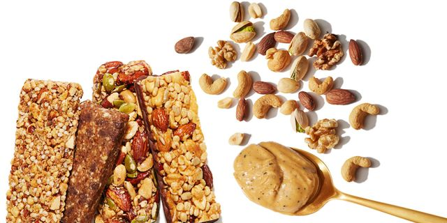 12 Best (and Healthiest) Nut Bars, Butters, and Blends - Nut