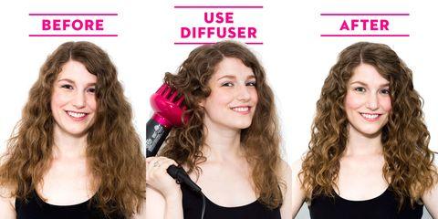 defusser for curls