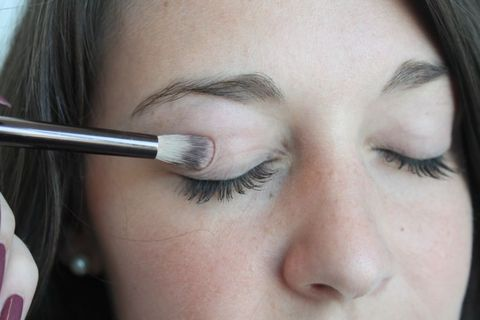 Lip, Cheek, Brown, Eye, Skin, Eyelash, Forehead, Eyebrow, Eye shadow, Iris,