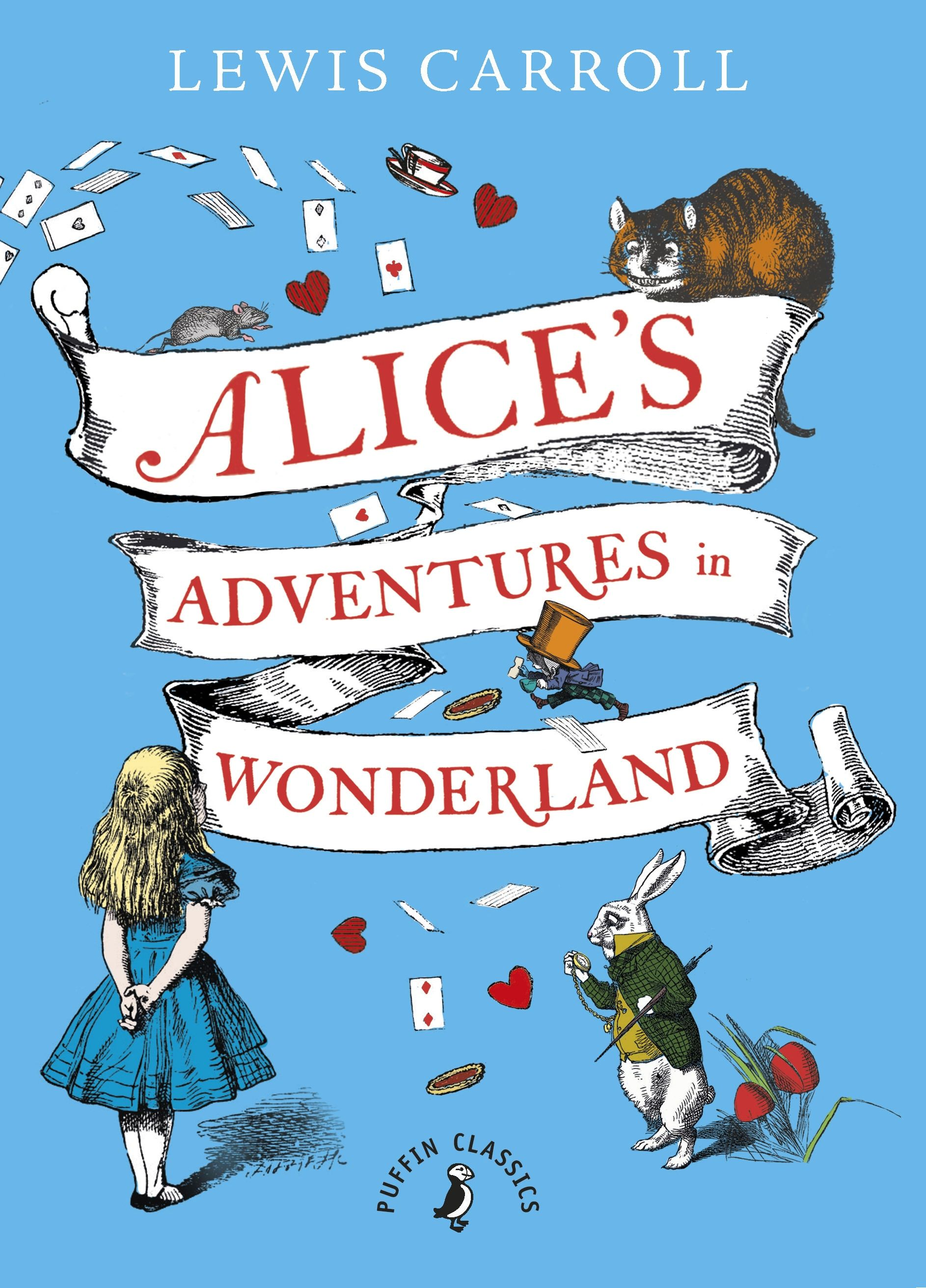 Alice In Wonderland Book Cover Ideas ~ Best childrens books to read as an adult life lessons from kids