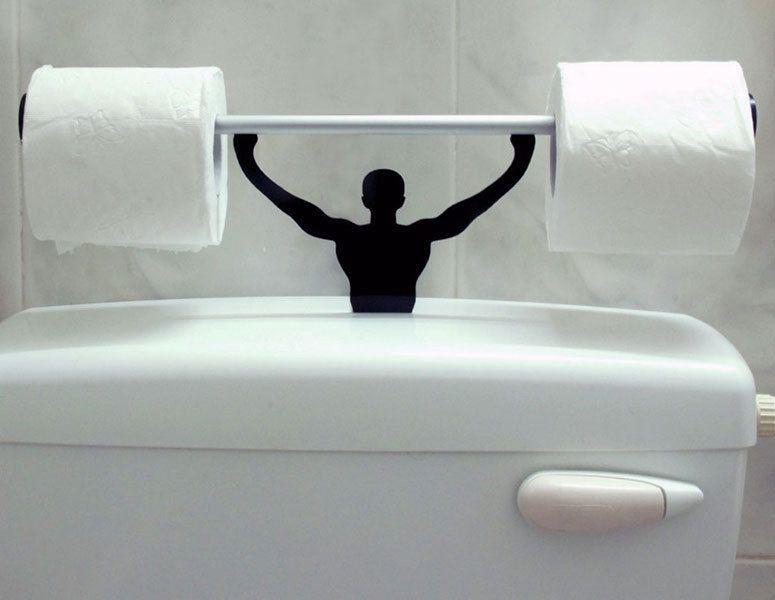 Unusual Toilet Paper Holders Funny