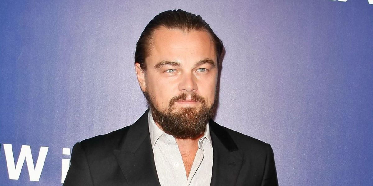 Leonardo Dicaprio Finally Gets A Haircut And Shaves His Beard