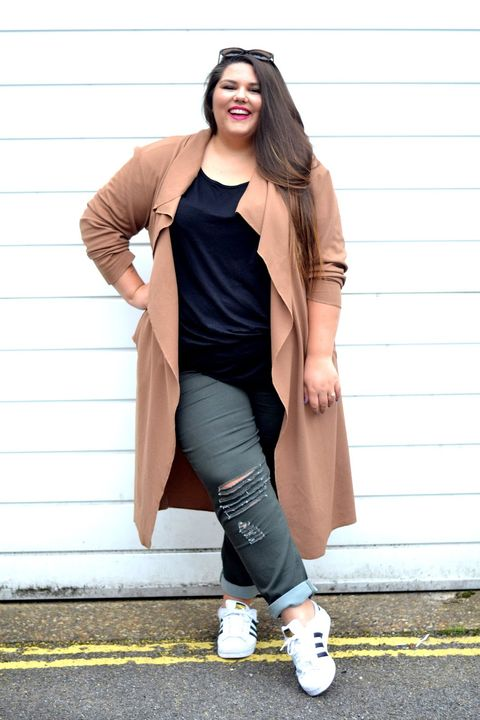 23 Plus-Size Outfit Ideas for Fall - Plus-Size Style Inspiration