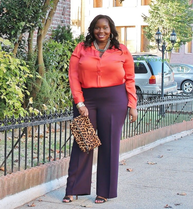 e1158af52 23 Plus-Size Outfit Ideas for Fall - Plus-Size Style Inspiration