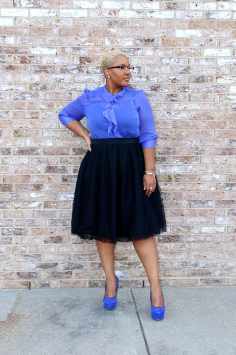 0b6353fb5ee 23 Plus-Size Outfit Ideas for Fall - Plus-Size Style Inspiration