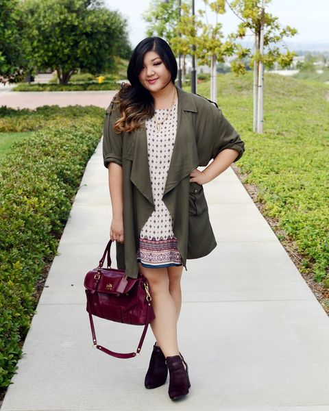 be699ab9573b0 23 Plus-Size Outfit Ideas for Fall - Plus-Size Style Inspiration