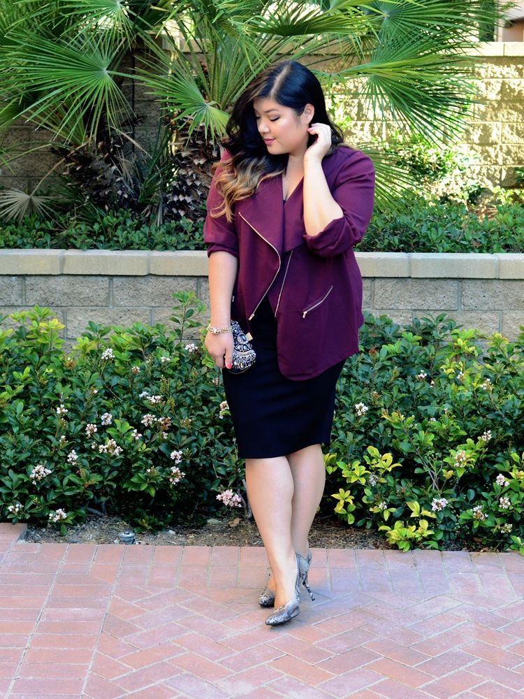 87580e053af2bd 23 Plus-Size Outfit Ideas for Fall - Plus-Size Style Inspiration