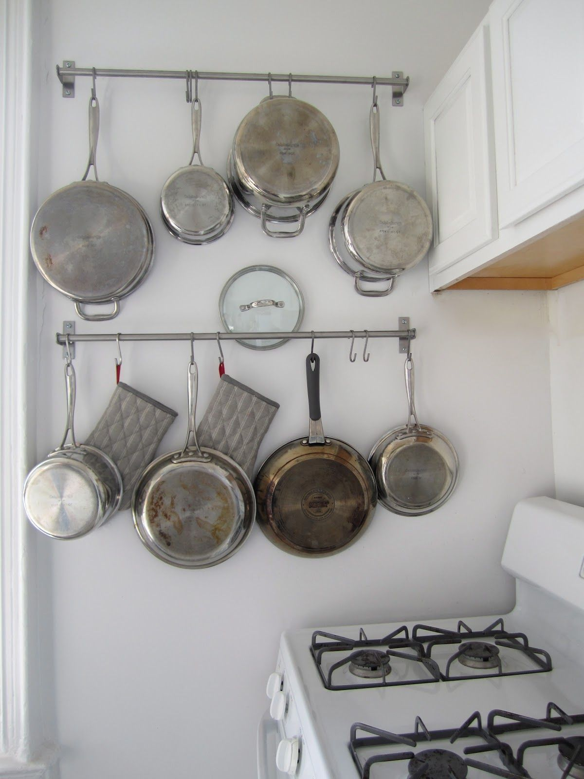 ikea pan pots kitchen the wells and plus pans with cheerful ga startling to home diy organ lid for her together how organize rack organizer lids pot piquant