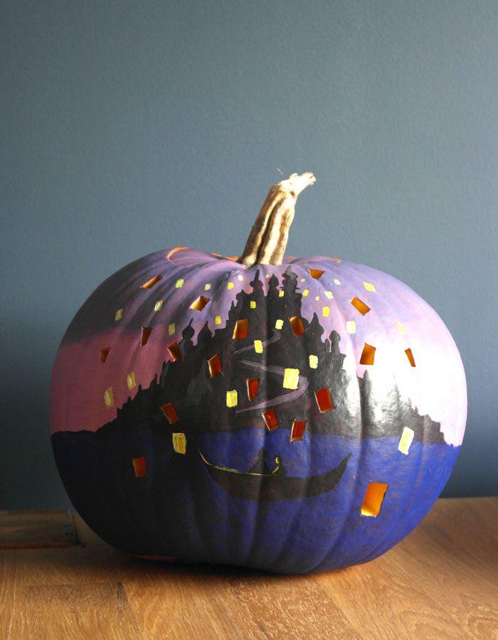 Disney Pumpkin Ideas For Halloween Disney Inspired Crafts