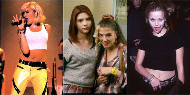 20 Bad 90s Style Mistakes We All Made Bad 90s Fashion