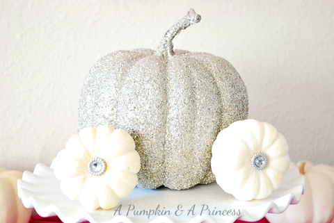 Cinderella Carriage Pumpkin Craft Decoration