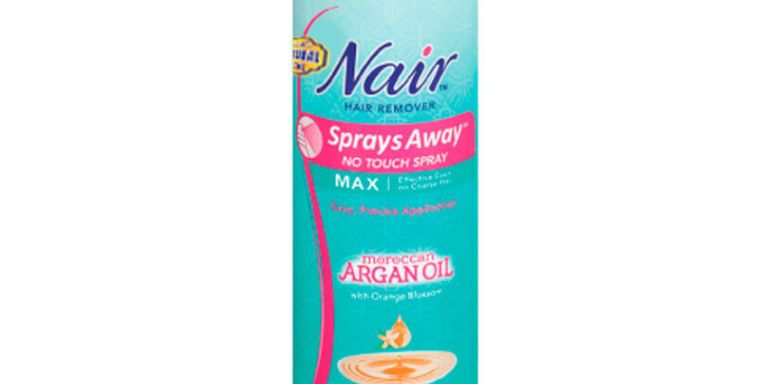 Nair Moroccan Argan Oil And Orange Blossom Sprays Away Review