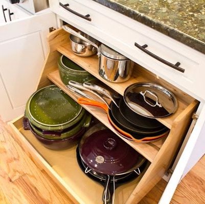 How To Organize Pots And Pans Smart Ways To Organize Cooking Tools