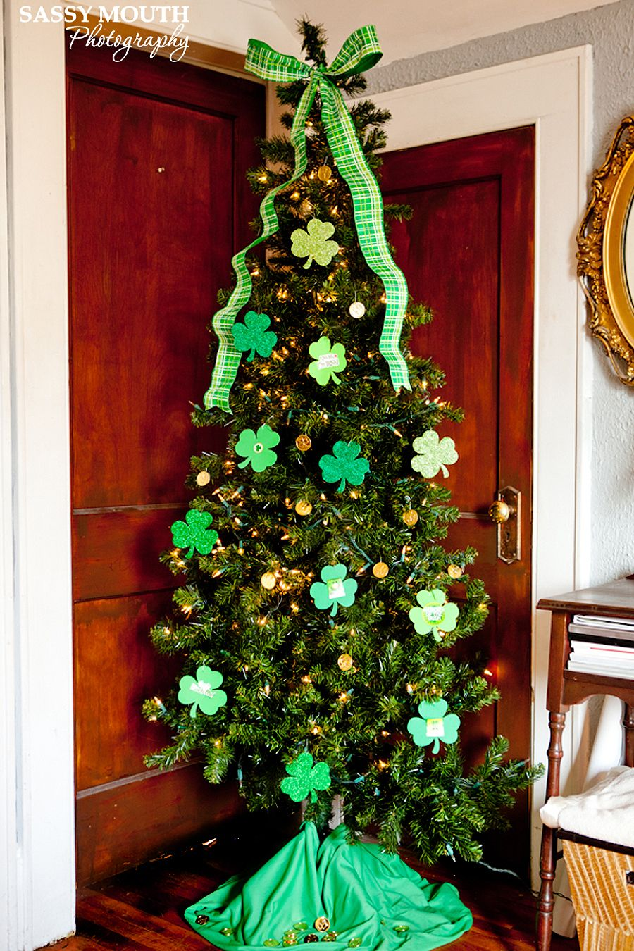 Holiday Trees to Decorate Your Home All Year - Holiday Tree DIY