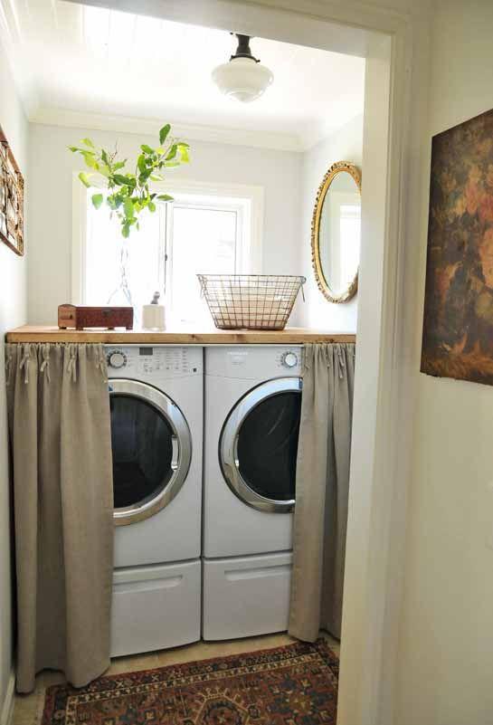 10 Small Laundry Room Organization Ideas Storage Tips For Laundry Closets
