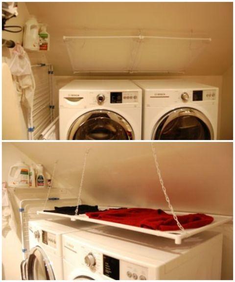 10 Small Laundry Room Organization Ideas Storage Tips