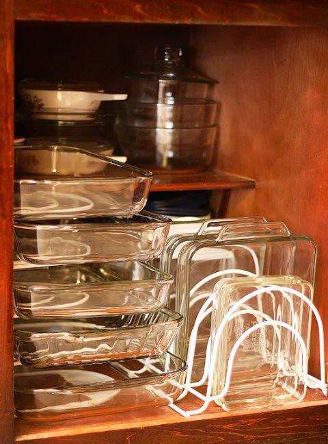 Kitchen Storage Solution for Annoying Tools - Kitchen Organization Ideas