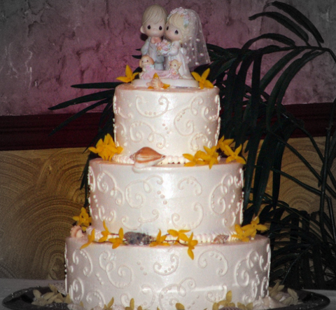 In 1998 The Chicago Tribune Reported That More Than 2 Million Wedding Cakes Had Been Topped With Precious Moments Bride And Groom Figurines