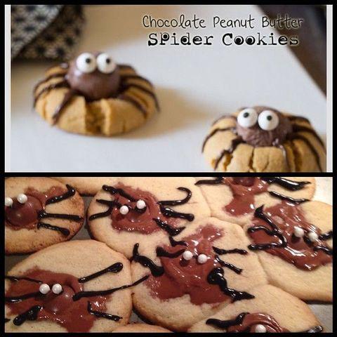 Spider Cookie Fail