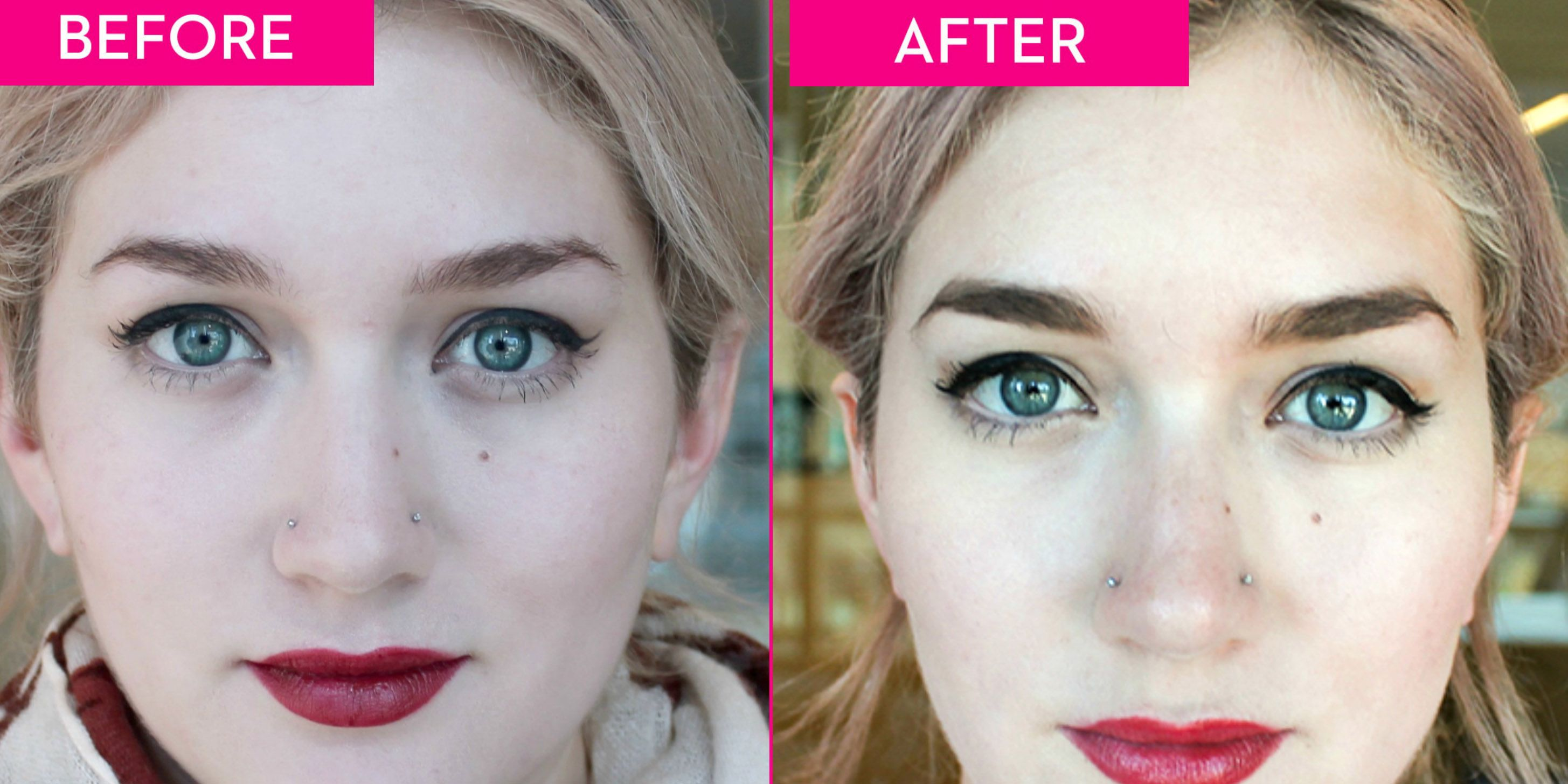 4 Eyebrow Makeovers Before And After Proof That Brows Totally Change Your Face