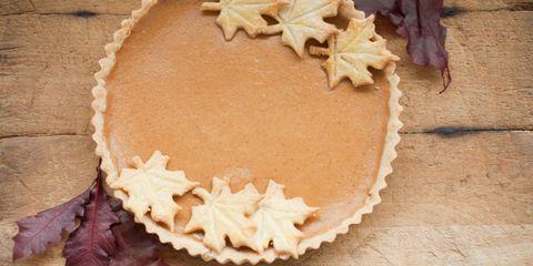 Pumpkin Tart - Pumpkin Pie