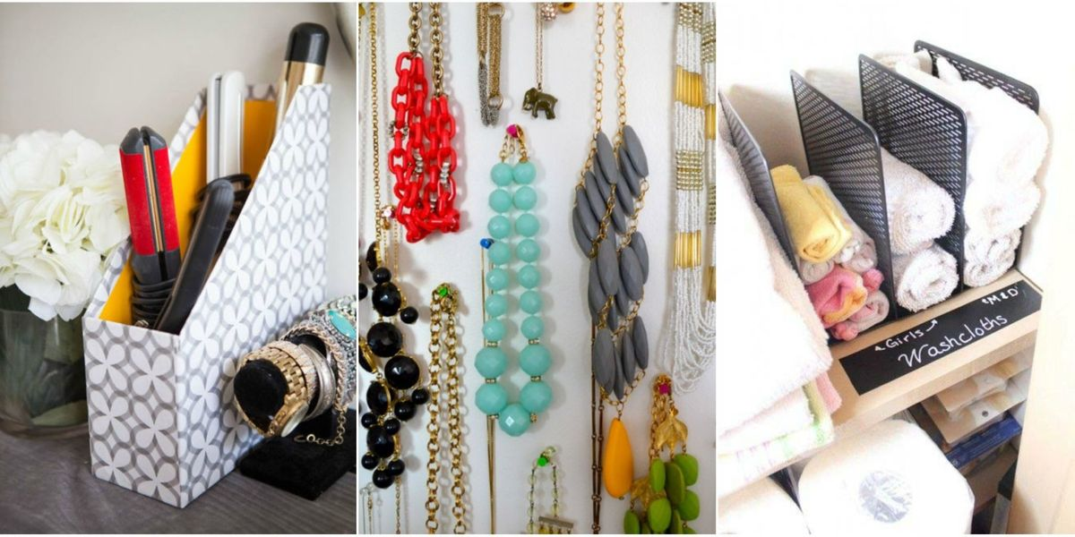 Use Office Supplies To Organize Your Home Office