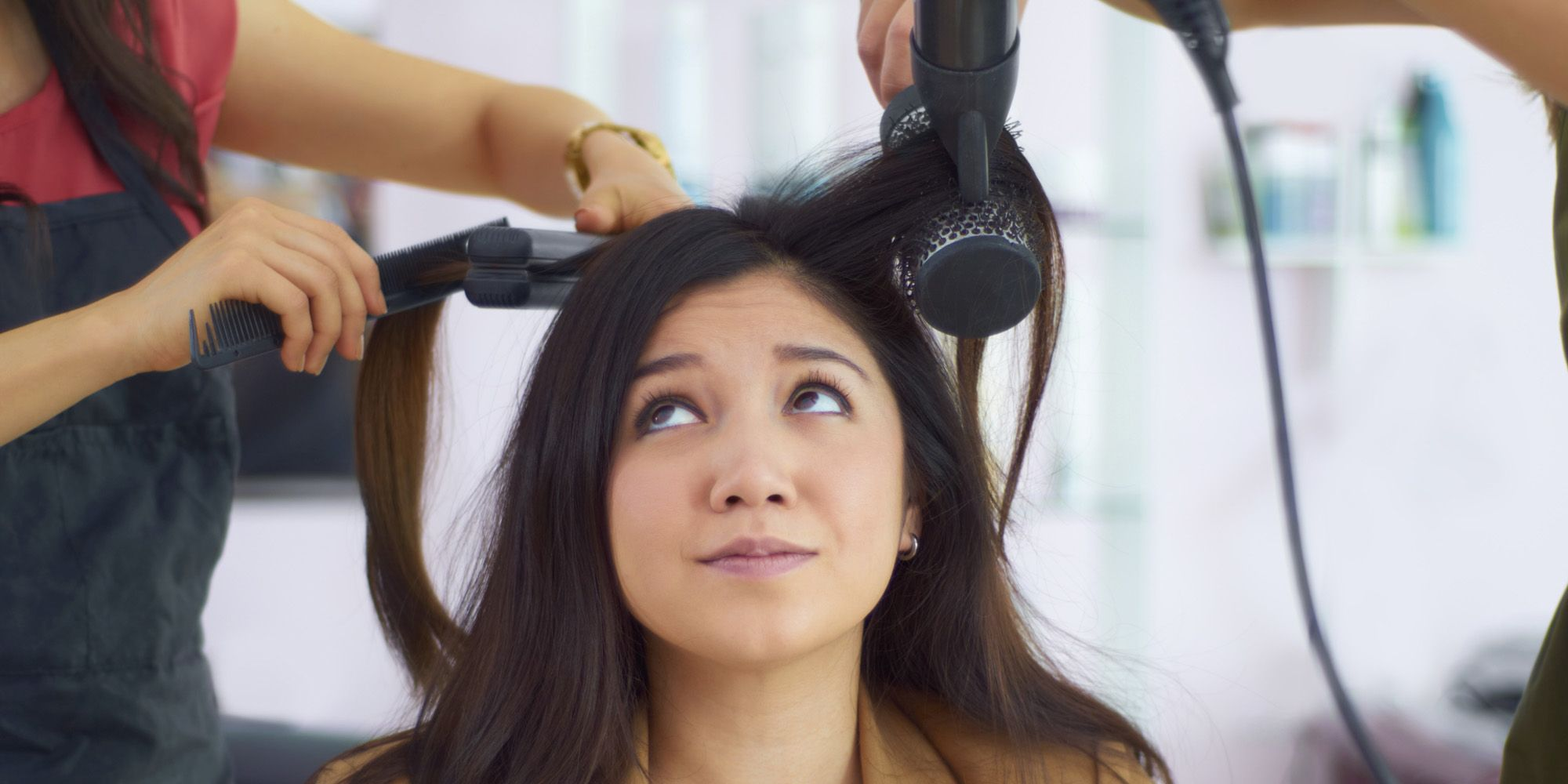 How To Tell A Stylist You Hate Your Haircut Bad Haircut Or Hair