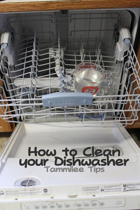 how to clean your dishwasher best way to clean inside dishwasher. Black Bedroom Furniture Sets. Home Design Ideas